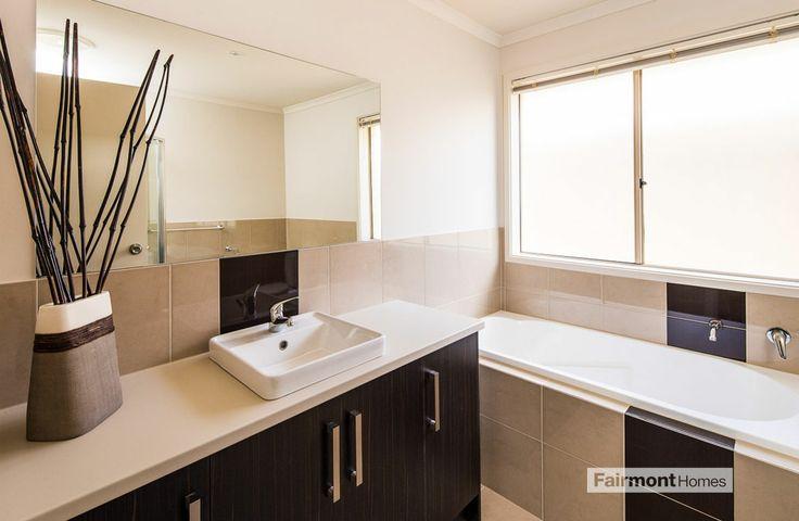 Fairmont homes the main bathroom in the tivoli design for Bathroom design visit