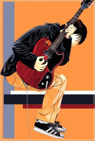 Beck___Mongolian_Chop_Squad_by_Shugoa #anime