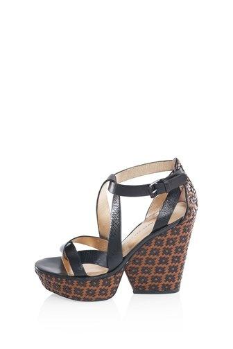 Aztec Woven Sandal
