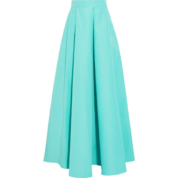 1000 ideas about turquoise maxi skirts on