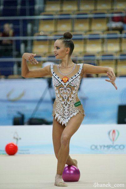 Dina Averina , ball Kazan