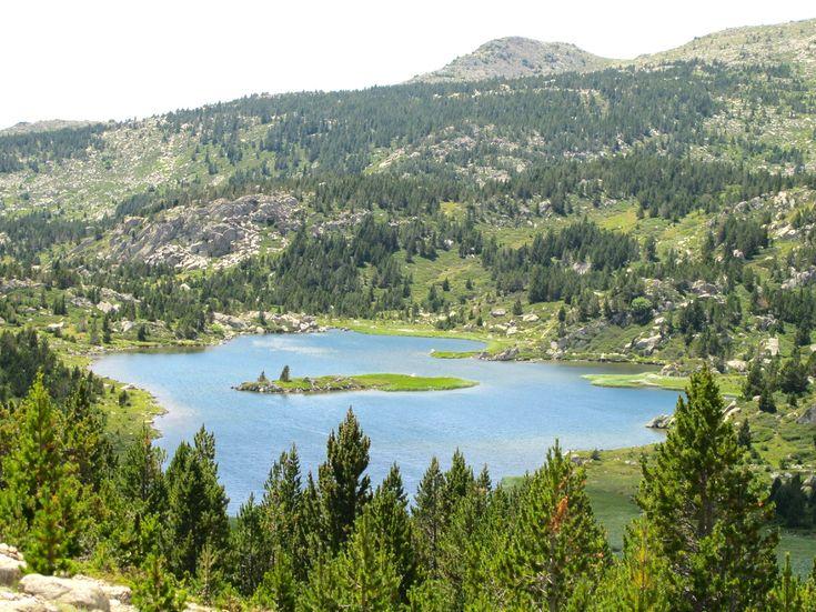 Lac des Bouillouses, Pyrénées-Orientales