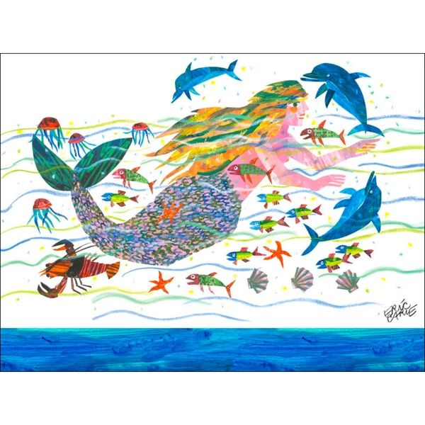 998 best images about la mer on pinterest martin o for Eric carle mural