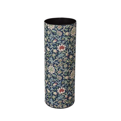 The Morris Evenlode Blue Tapestry Umbrella Stand is a lovely way to store your umbrellas. Part of the tapestry collection at English Heritage. Buy the Morris Evenlode Blue Tapestry Umbrella Stand from the English Heritage gift shop online.