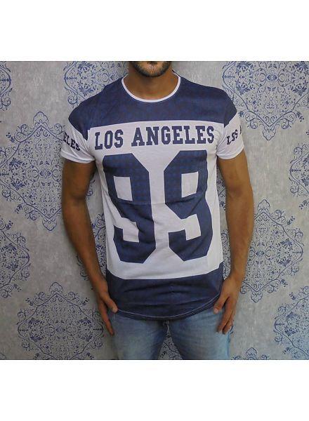 Los Angeles tee €16,95 #mensfashion #heren #mode #swagger #la #losangeles