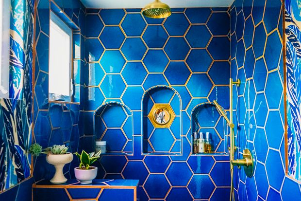 Justina Blakeney | Jungalow Bathroom