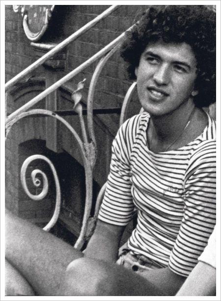 Young Mario Testino