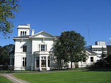 Runcorn Town Hall, formerly Halton Grange
