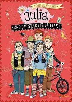 Julia und die Stadtteilritter - ab 9