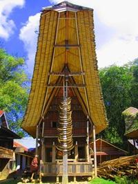Tana Toraja Indonèsia