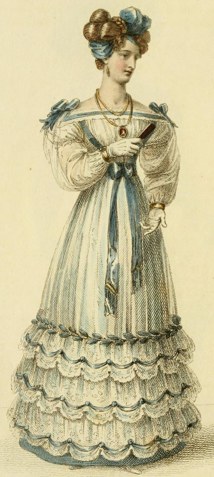 Ackermann's Repository of Arts: November 1826 https://openlibrary.org/books/OL25491219M/The_Repository_of_arts_literature_commerce_manufactures_fashions_and_politics
