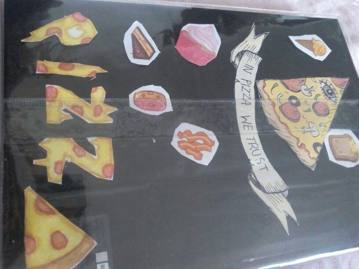 Pizza tumblr book
