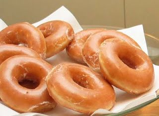 Krispy Kreme Donut Recipe! :-) - weight watchers death wish
