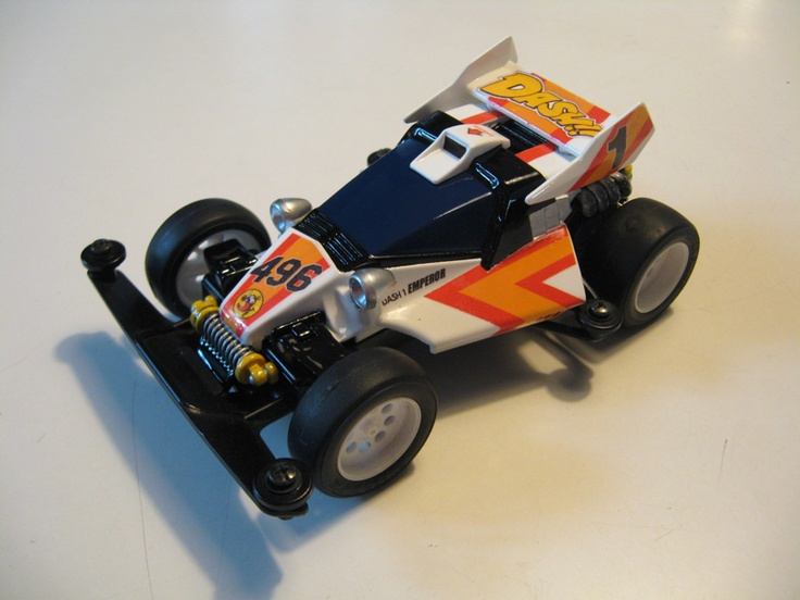 Dash 1 Emperor restored by Aran | Mini 4WD | #Mini4WD | #Tamiya