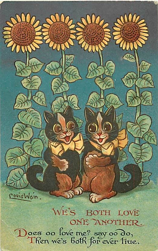 """We's both love one another."" 