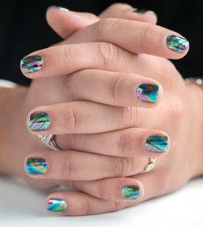 Resultado de imagen para uñas holográficas