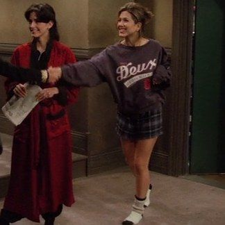 "20 Things Rachel Wore In ""Friends"" That You'd Definitely Wear Now                                                                                                                                                                                 More"