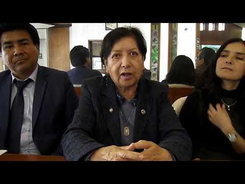 ELECCIONES LIMPIAS COLEGIO DE ABOGADOS DE LIMA 2018- 2019: DRA. GRETA MINAYA CALLE, CANDIDATA AL DECANATO DEL...