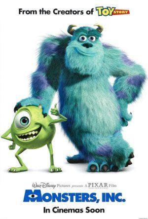 Monsters Inc 2001 watch online