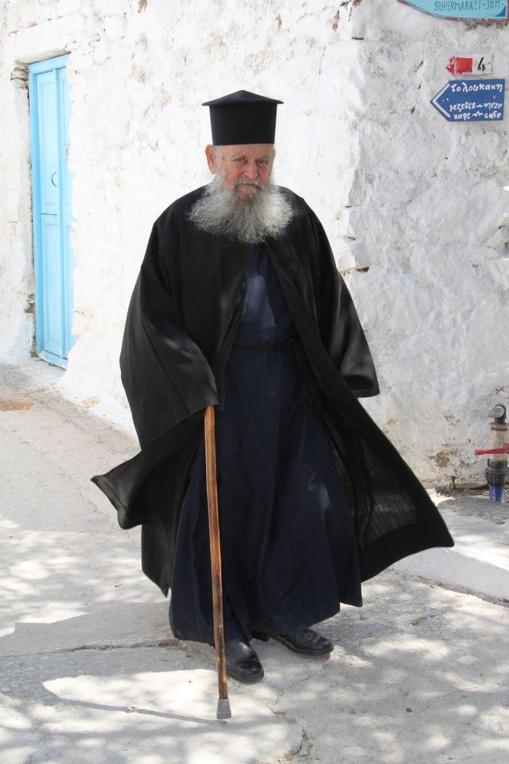Αμoργος, Amorgos, Pope, ©DamienVidal www.damien-vidal.com