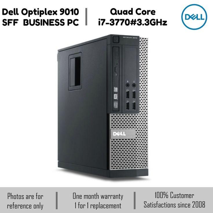 Dell Optiplex 9010SFF Business Desktop i5 i7-3770 Quad-Core #3.4GHz-500GB HDD  | eBay