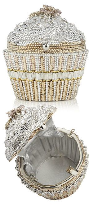 Judith Leiber Cupcake Bag  (like form the show, if you know it, 2 broke girls) cute!!