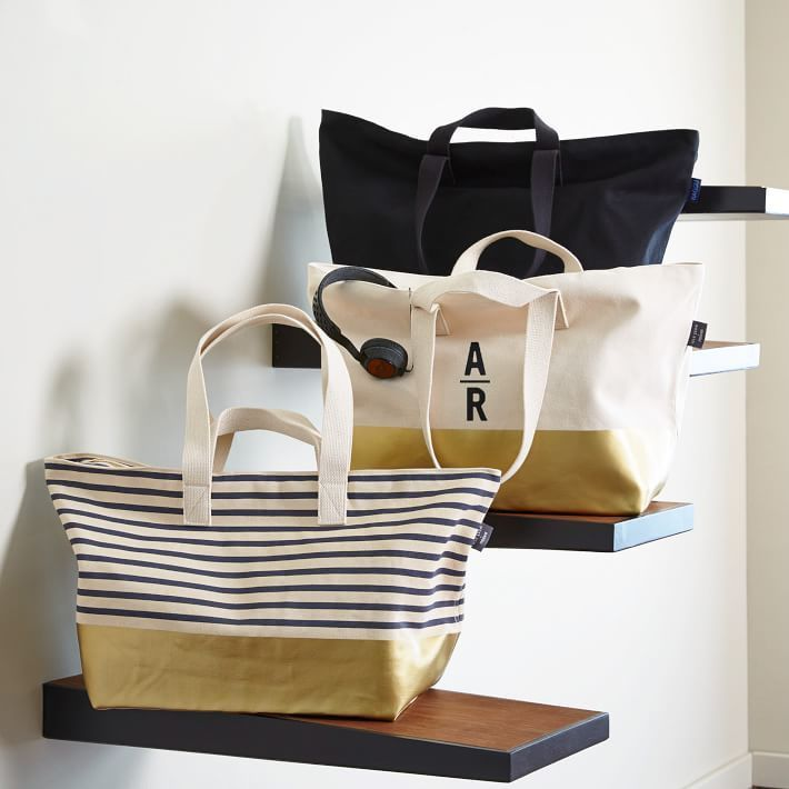 Baggu Weekender Bags are the perfect size and are so easily customizable! Get your own on ShopStyle
