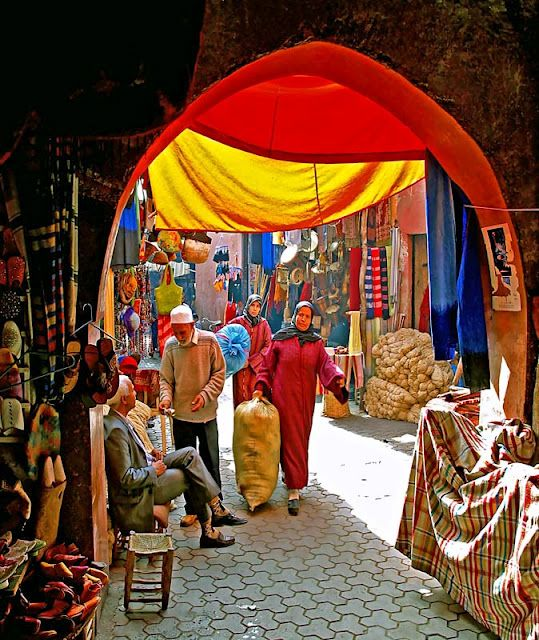 Marrakech, Morocco (المغرب/Maroc) (2013) One of my favorite countries that I have visited! :)