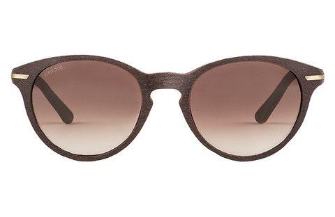 Unohtakaa Ray-Banit, nämä päässä saatte luonnonkin hymyilemään WeWOOD frames are made mainly of natural cotton fiber