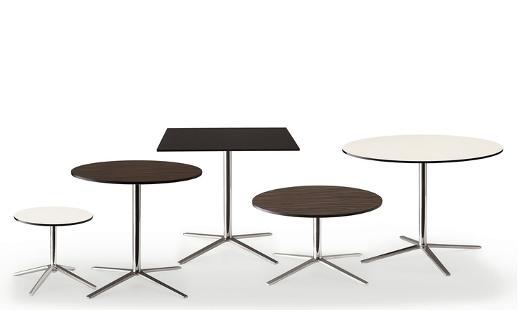 Cosmos tables by B, designer Jeffrey Bernett