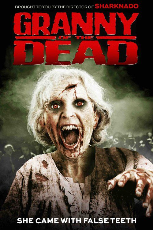 Granny of the Dead (2017) Full Movie Streaming HD