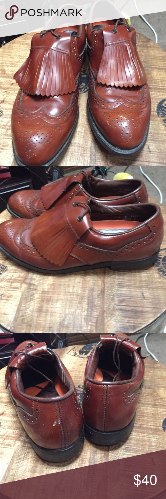 Dexter golf shoes Up for sale is a used pair of dexter golf shoes used a couple of times in great condition dexter Shoes Athletic Shoes