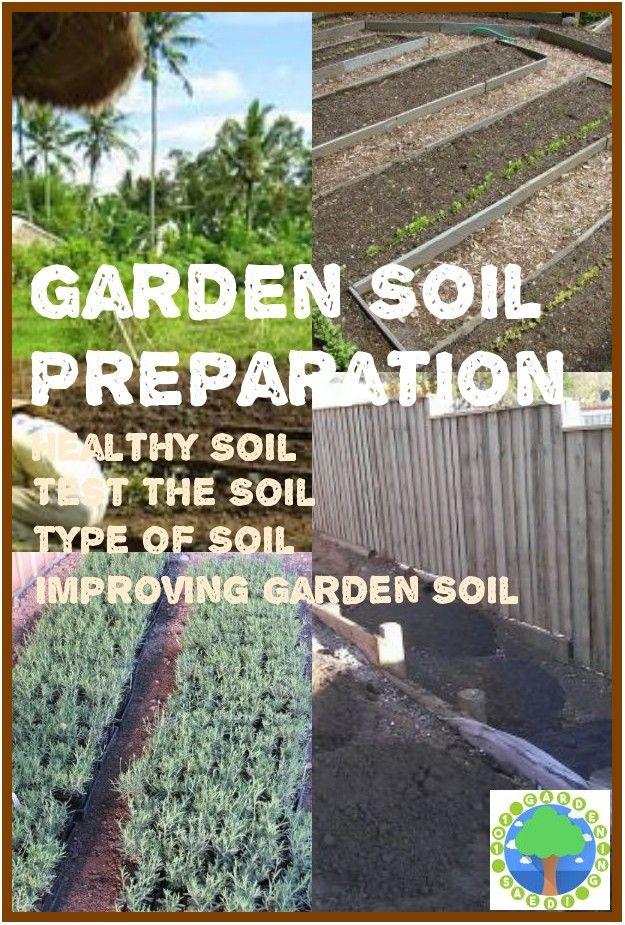 How To Prepare Soil For Gardening In 2020 Garden Soil