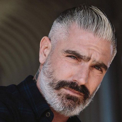 25 Best Hairstyles For Older Men 2020 Guide Best