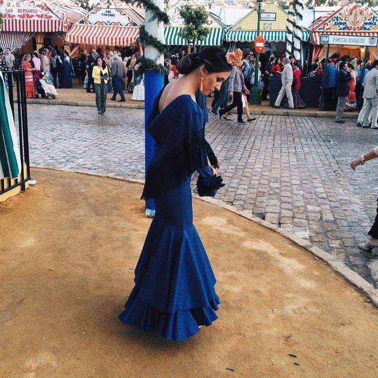 #Sevilla #Feria #Abril #Flamenca