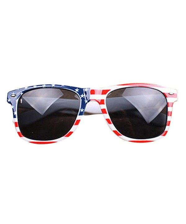 645b29a3399f0 Vintage Sunglasses%EF%BC%8CWomen American Patriotic - A - C0183KNW92R -  Men s