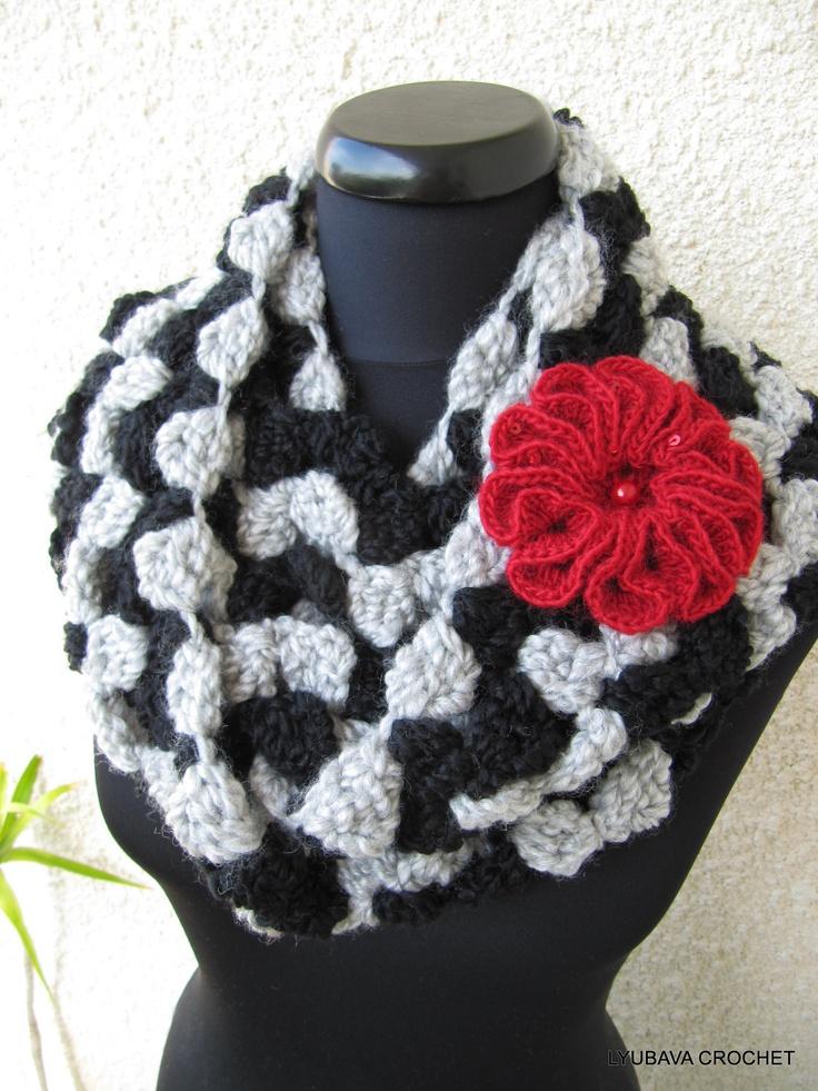187 besten crochet flowers & leave Bilder auf Pinterest | Blumen ...
