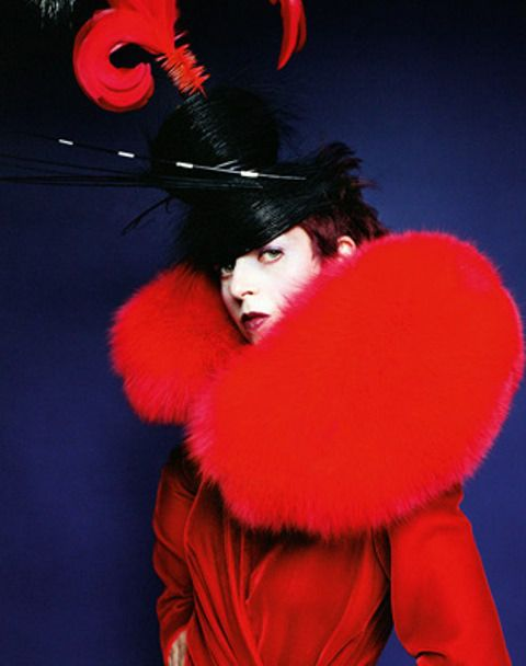 On November 20th, Somerset House launched an exhibition dedicated to the muse and fashion scout Isabella Blow.