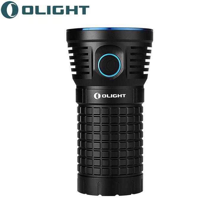 Olight Max 9000 Lumens X7 Kit Marauder LED 18650 Torches Smart Control Portable led Flashlight with CREE XHP 70 LED lighting #Affiliate