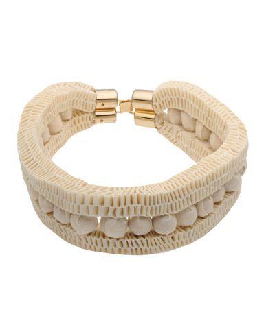 MARNI Women's Necklace Beige -- --