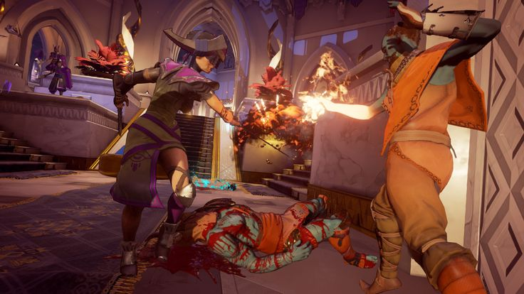 Mirage: Arcane Warfare gets a release date, Chivalry: Medieval Warfare free for two days: The fantasy based follow up to Chivalry: Medieval…
