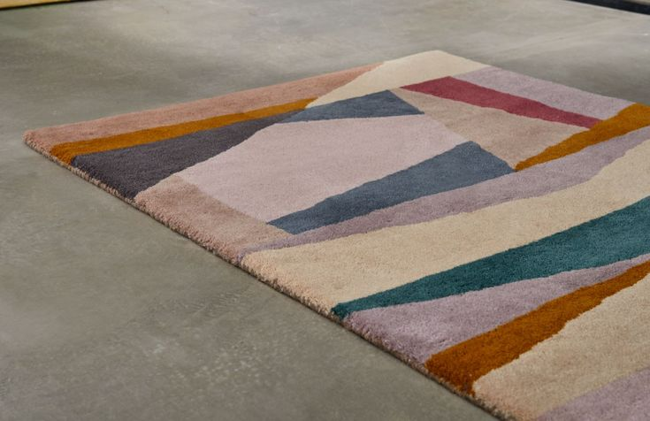 49 best decora tus suelos images on pinterest for Alfombras motivos geometricos