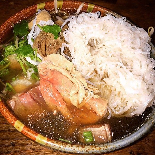 Ouch! Don't serve pho like this! This is one of the worst looking