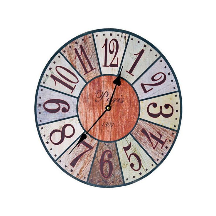 1000 Ideas About Large Vintage Wall Clocks On Pinterest