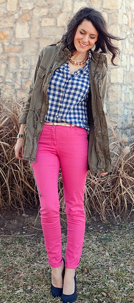 ok now i want hot pink jeans