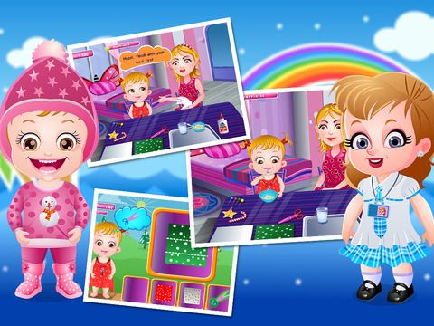 Its seasons learning time! Help Baby Hazel in completing the tasks and assignment related to seasons. https://itunes.apple.com/sl/app/baby-hazel-learns-seasons/id954019006?mt=8