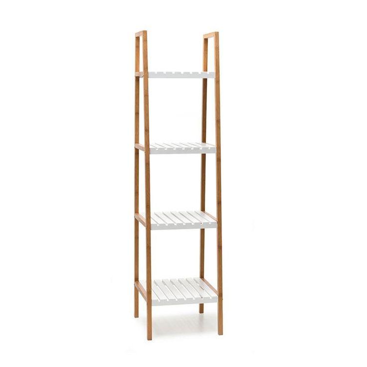 KMART | Bamboo 4 Tier Shelf Homemaker Bamboo - Shoe Rack $35