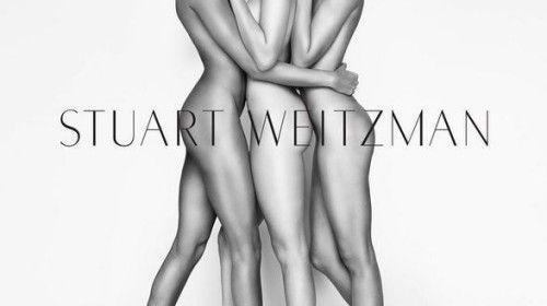 GALERIE: Tři slavné modelky šly do naha a tiskly se k sobě!