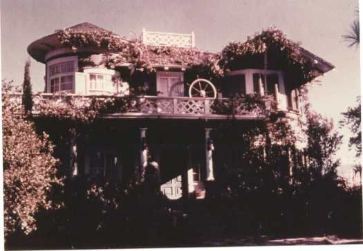 """The Ghost & Mrs Muir"" - Gull Cottage -  the tv series was set in Maine but the real house is located in Santa Barbara CA."