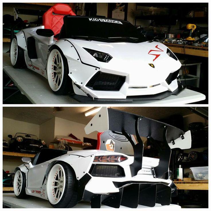 Lamborghini Kid Stance Pedal Car Gokart Pedal Cars